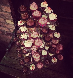 Nibble Tower @ Surprise 60th Birthday Party